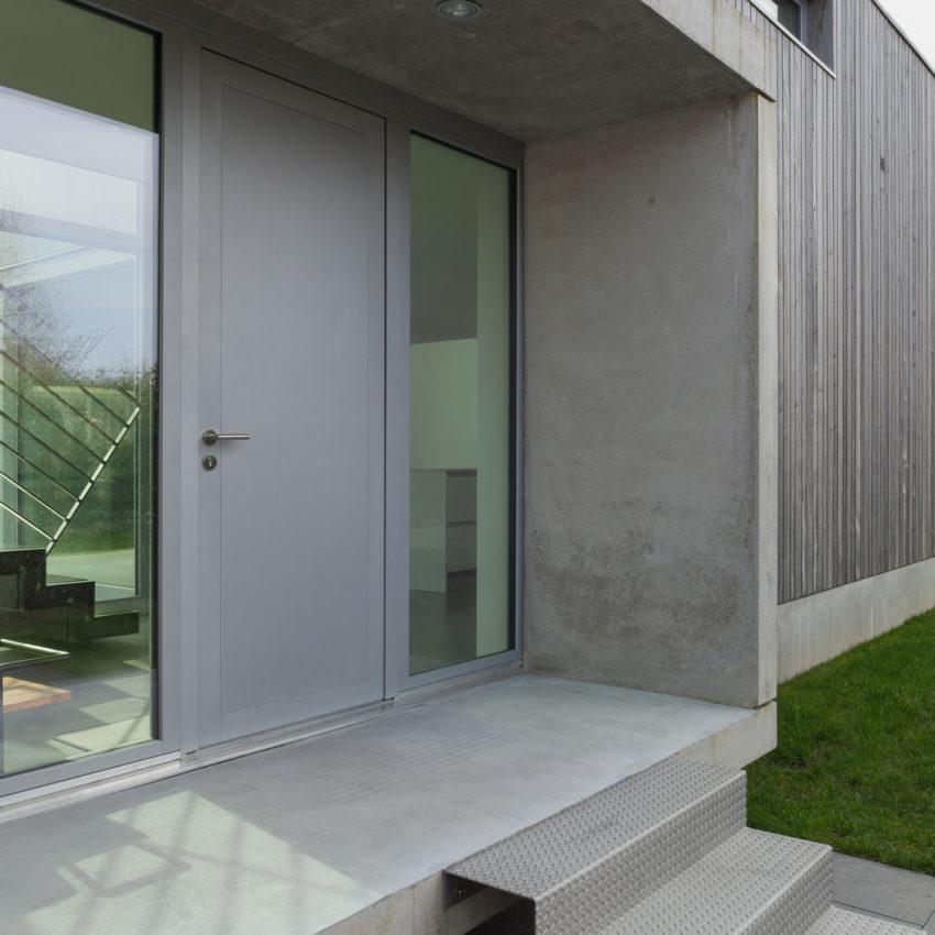 okna aluminiowe drzwi
